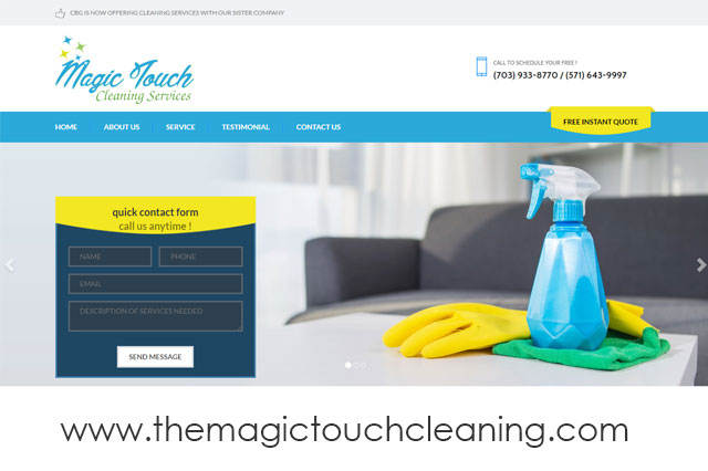Magic Touch Cleaning