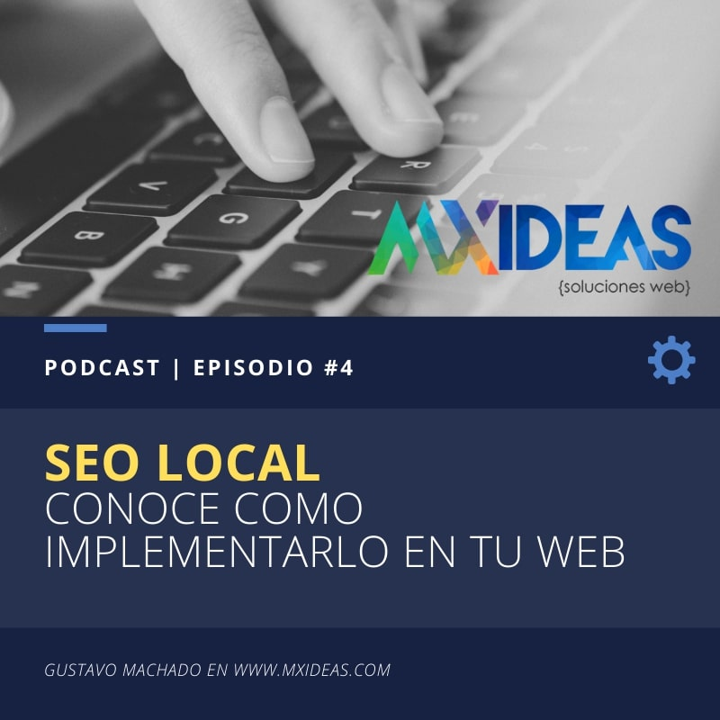 PodCast SEO Local